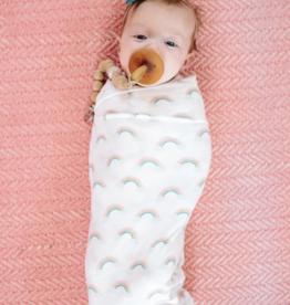 Copper Pearl Daydream Knit Blanket Single