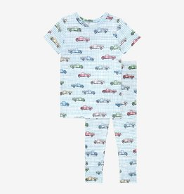 Posh Peanut Redford Short Sleeve Basic Pajamas