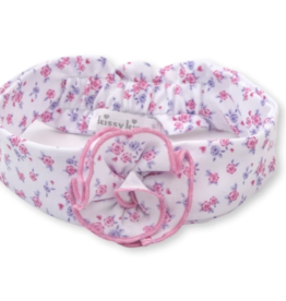 Kissy Kissy Castle Couture Infant Headband Floral Print