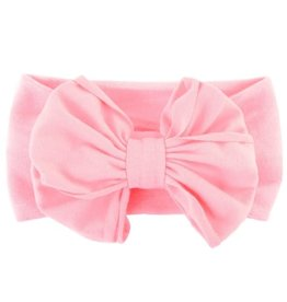 Ruffle Butts/Rugged Butts Pink Big Bow Headband ONE SIZE