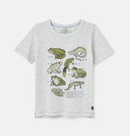 Joules Ben Shirt Grey Toads