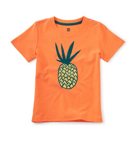 Tea Collection Spiky But Sweet Graphic Tee Solar