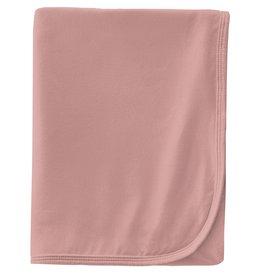 Kickee Pants Swaddling Blanket Antique Pink