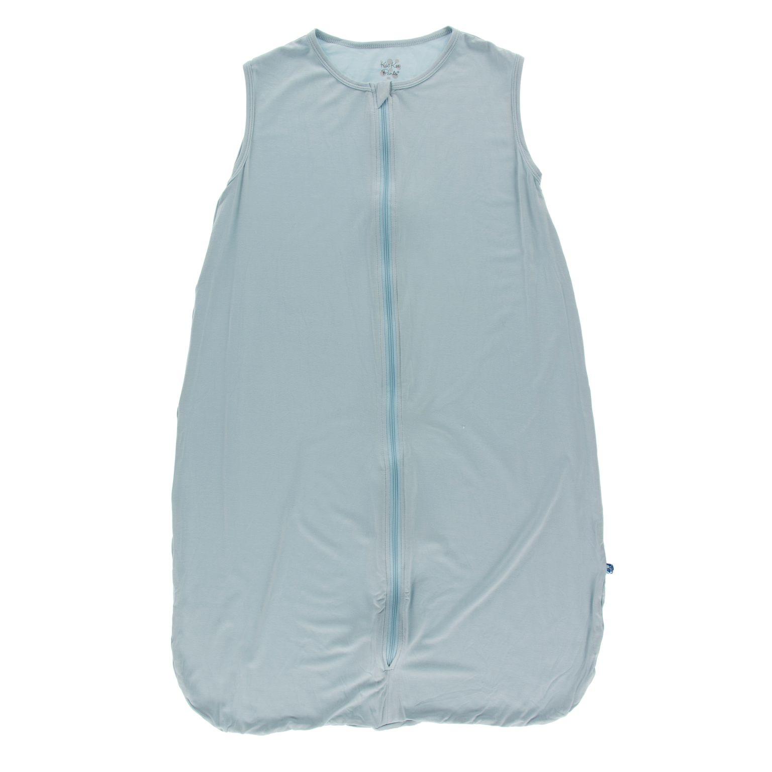 Kickee Pants Lightweight Sleeping Bag Pearl Blue