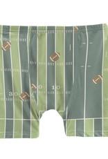 Kickee Pants Boxer Brief Football