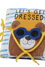 Mud Pie Let's Get Dressed Learning Book