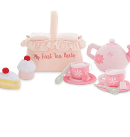 Mud Pie My First Tea Party Plush Set