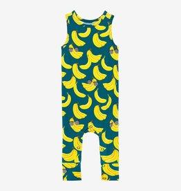 Posh Peanut Bananas Basic Racerback Romper