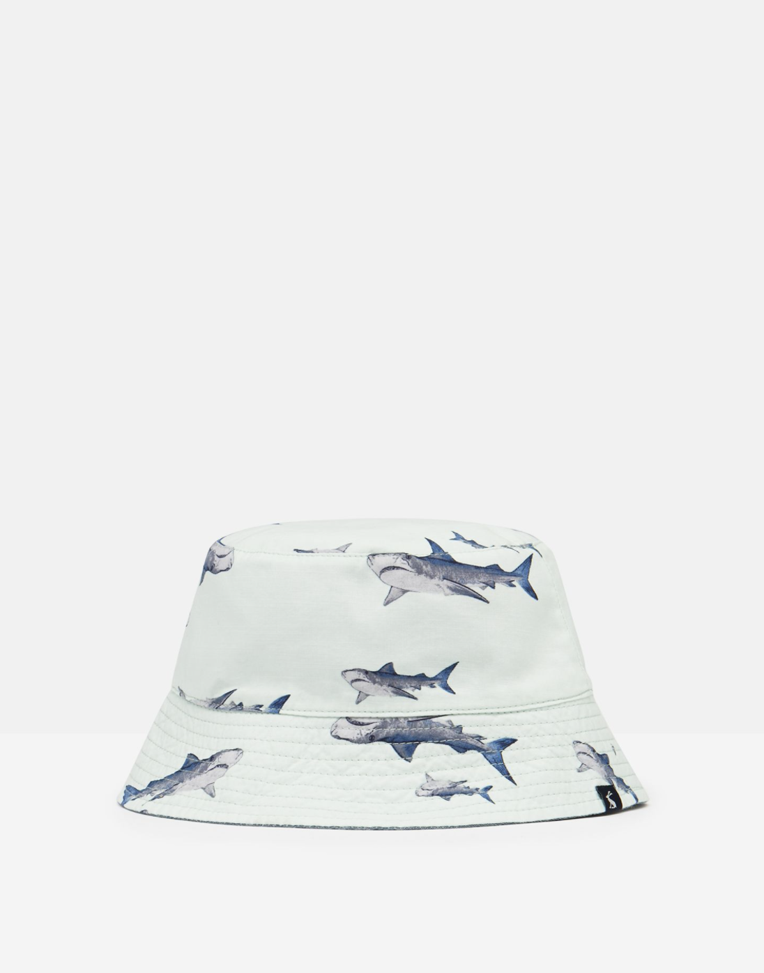Joules Brit Hat Green Sharks