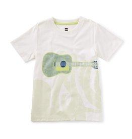 Tea Collection SS Octo Guitar Graphic UV Tee