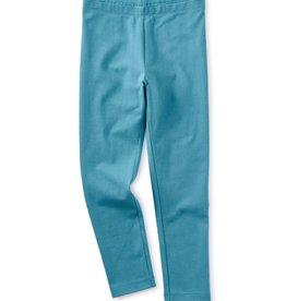 Tea Collection Solid Leggings Nordic Blue