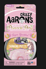 "Crazy Aaron's Putty World Pony Princess Thinking Putty 4"" Tin"