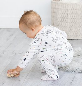 Magnificent Baby A Friend in Me Organic Cotton Magnetic Footie