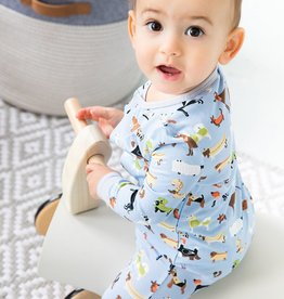 Magnificent Baby In-Dognito II Modal Magnetic Coverall