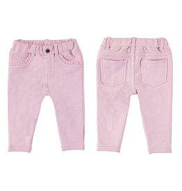 Mayoral Fleece Basic Trousers Rose