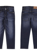 Mayoral Basic Regular Fit Trousers Dark