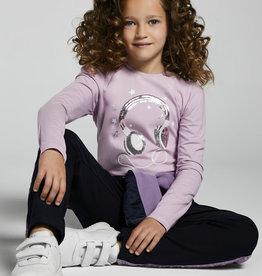 Mayoral LS Shirt Lilac