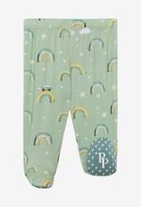Posh Peanut Desean Tie Front Kimono Set, 0/3M