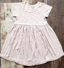 Bestaroo Pink Leopard Dress