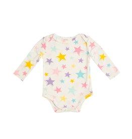 Angel Dear Dimensional Star Lap Shoulder Bodysuit