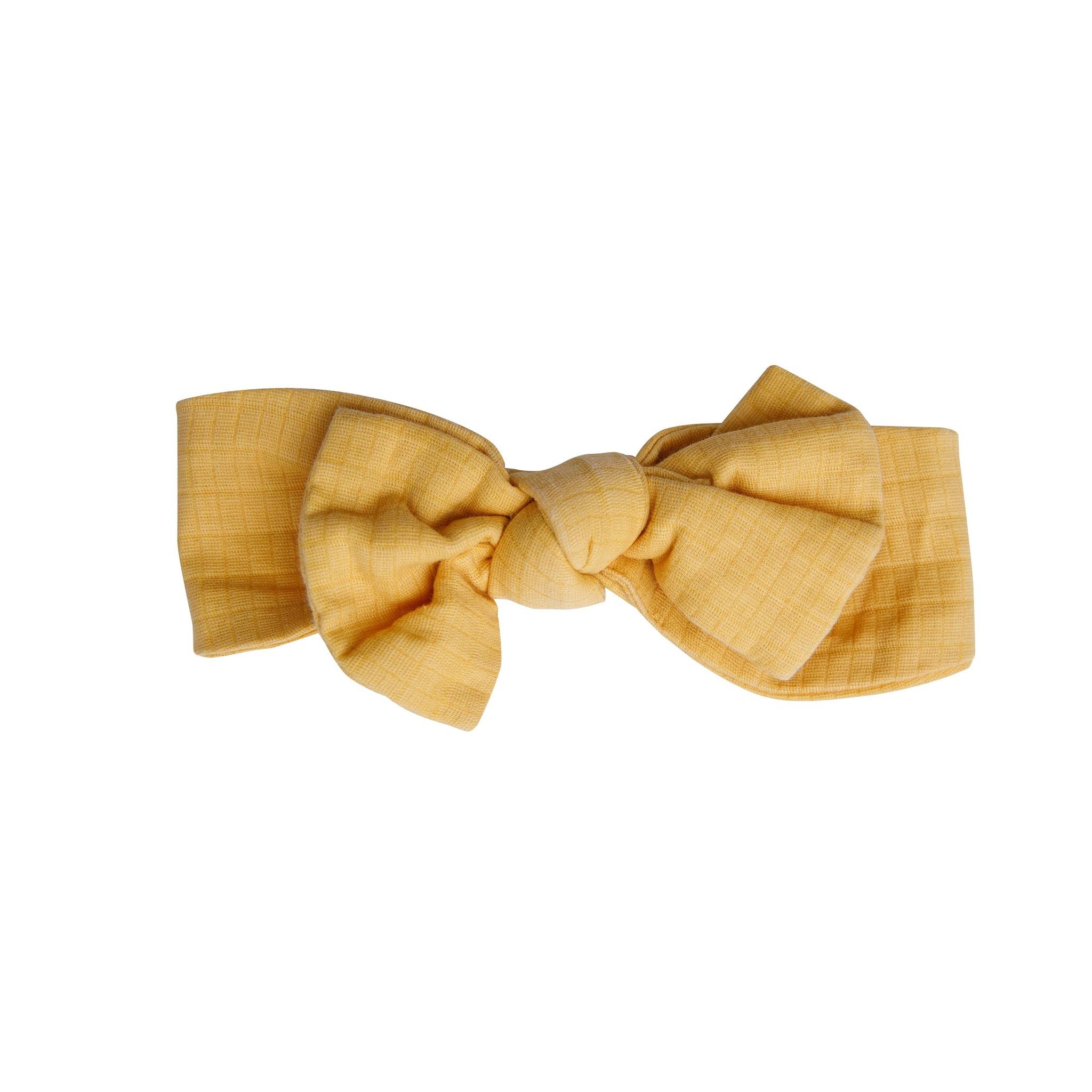 Angel Dear Solid Honey Headband 0-12M