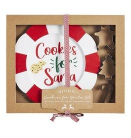 Mud Pie Cookies for Santa Baking Set