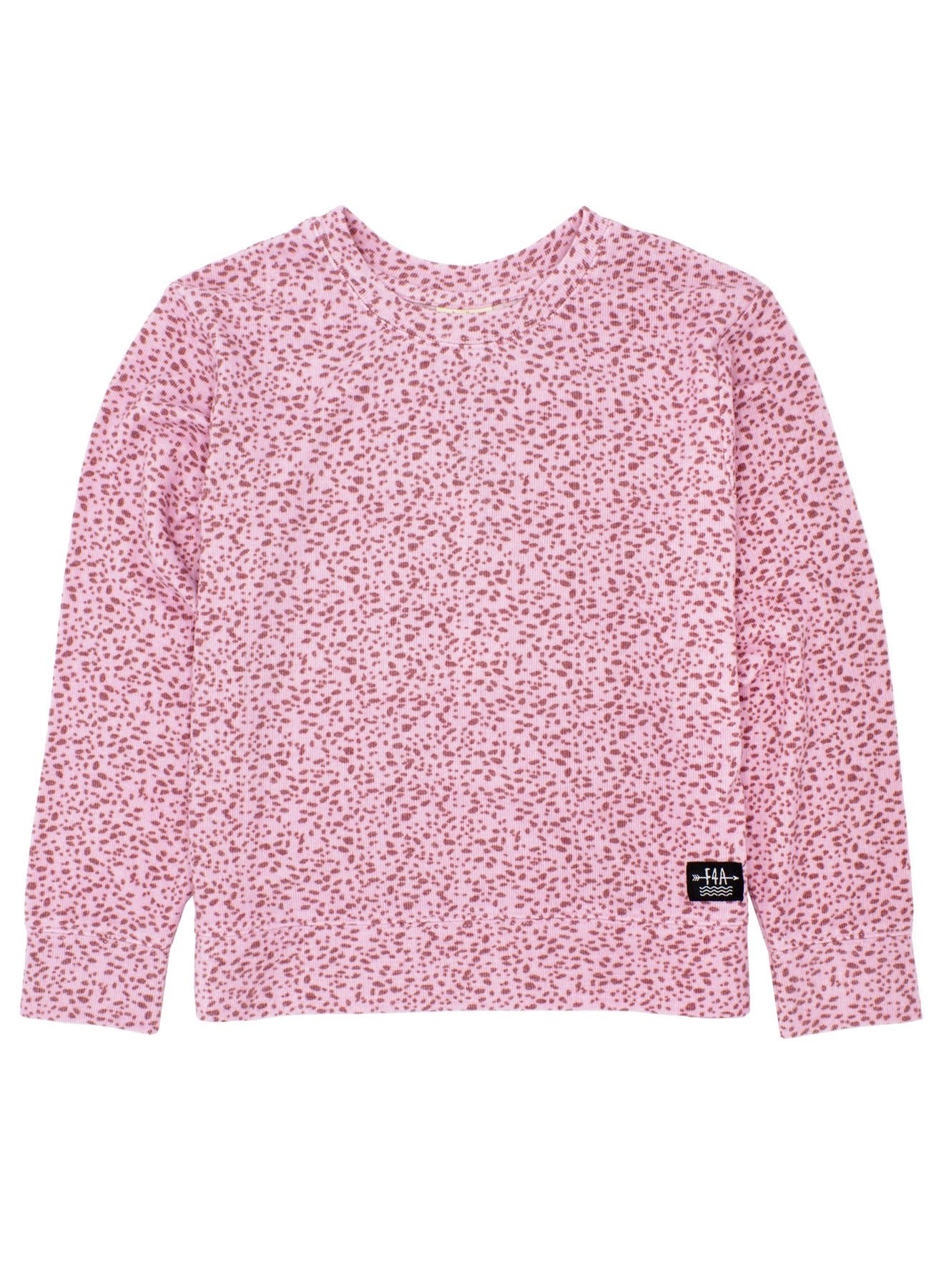 Feather 4 Arrow Chill Down Pullover Fairy Tale Pink