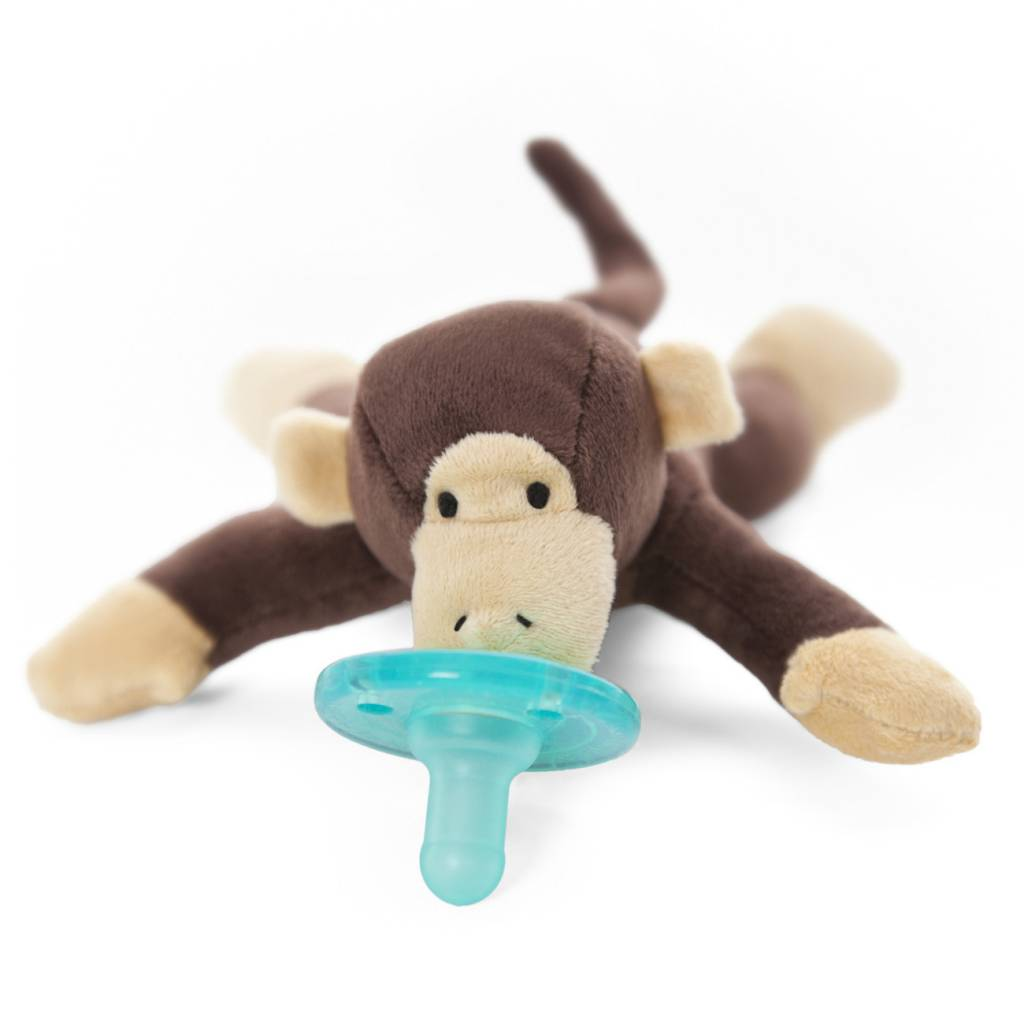 Non latex pacifiers