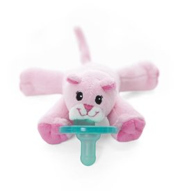 WubbaNub WubbaNub Pink Kitty Pacifier