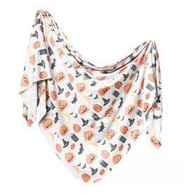 Copper Pearl Trick Knit Blanket Single
