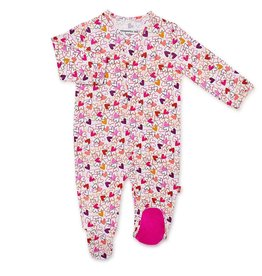 Magnificent Baby Heart to Heart Modal Magnetic Footie