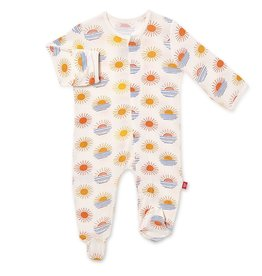 Magnificent Baby Sol Mates Modal Magnetic Footie