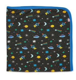 Magnificent Baby Space Chase Modal Swaddle Blanket