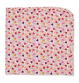 Magnificent Baby Heart to Heart Modal Swaddle Blanket