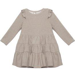 Mabel & Honey Vanilla Chai Knit Dress Oat