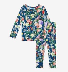 Posh Peanut Carmen LS Basic Pajama Set