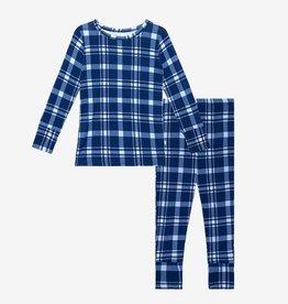 Posh Peanut Owen LS Basic Pajama Set