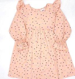 Cheeni Lottie Polka Dot Dress