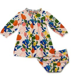 Magnificent Baby Rayleigh Modal Dress & Diaper Cover