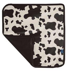 Kickee Pants Lovey Cow Print