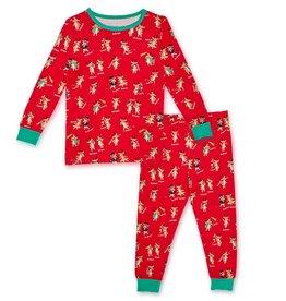 Magnificent Baby Rollicking Reindeer Modal Toddler PJ Set