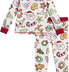 Mud Pie Christmas Cookies Pajamas