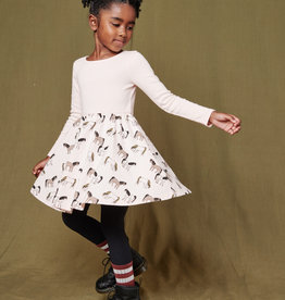 Tea Collection Ballet Skirted Dress Painted Ponies