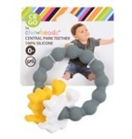 Chewbeads Central Park Teether Dinosaur