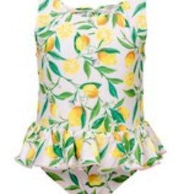 Snapper Rock International Lemon Skirt Swimsuit