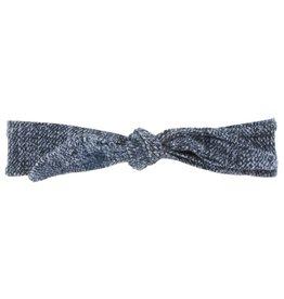 Kickee Pants Bow Headband Denim