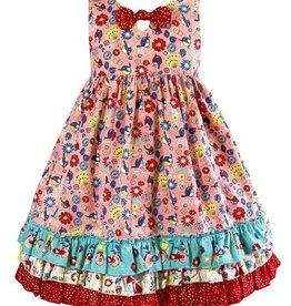Little Miss Marmalade Joyride Crush Dress