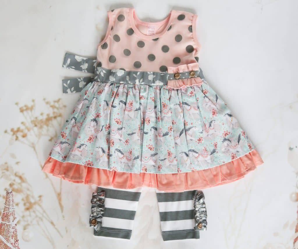 Giggle Moon Fillies of Love Maddison Dress