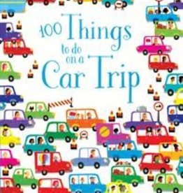 Usborne 100 Things to do on a Car Trip