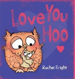 Usborne Love You Hoo Book